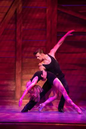 Dirty Dancing - Carlie Milner as 'Penny' & Lewis Griffiths as 'Johnny' - cAlastair Muir.jpg