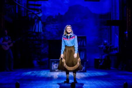 10. CRAZY FOR YOU. Charlotte Wakefield 'Polly'. Photo Richard Davenport