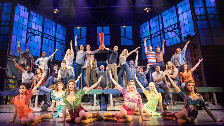 Kinky Boots cast_Photo Helen Maybanks_1